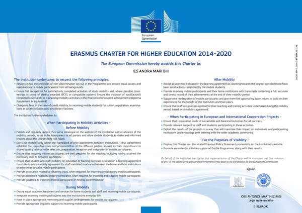 erasmus-charter-for-higher-education