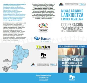 FPAndraMari: Cooperación transfronteriza en la FP