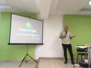 Jornadas de emprendimiento en FPAndraMari